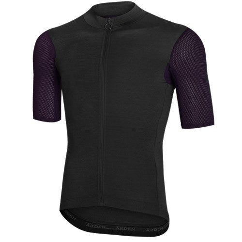 Arden Classic Jersey 2 / Gray,Violet