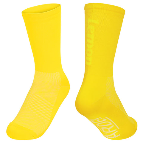 Arden Lemon Long Socks