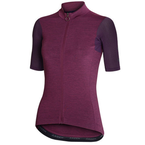 Arden Woman Classic Jersey 2 / Wine,Violet