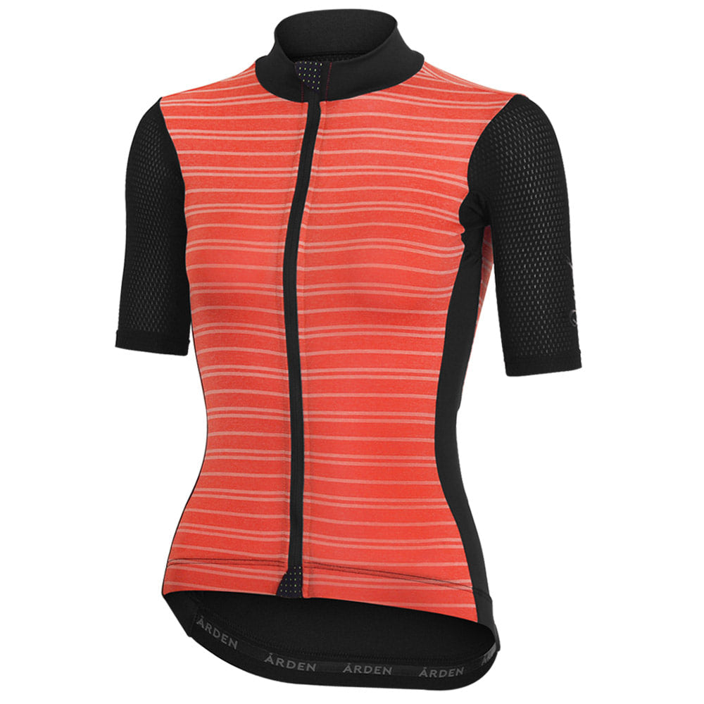 Arden Woman Grand Tour Jersey / Red