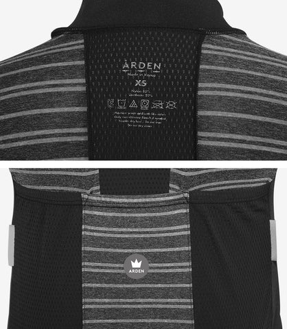 Arden Woman Grand Tour Jersey / Black