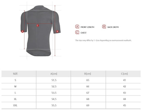 Arden Classic Jersey 2 / Gray,Gray