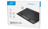 "Deepcool Windpal FS 17.3"" Laptop Cooling Pad"