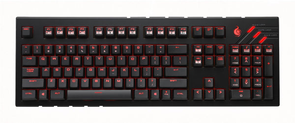 CM Storm QuickFire Ultimate Mechanical Keyboard Full LED (MX Blue / Brown / Red)
