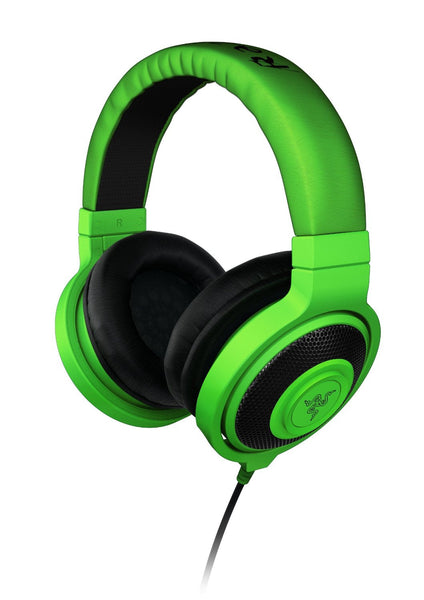 Razer Kraken Over Ear Gaming Headset 3.5mm Jack Input