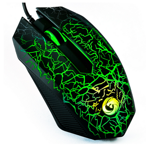 Thunderano 7 Color Backlit Gaming Mouse
