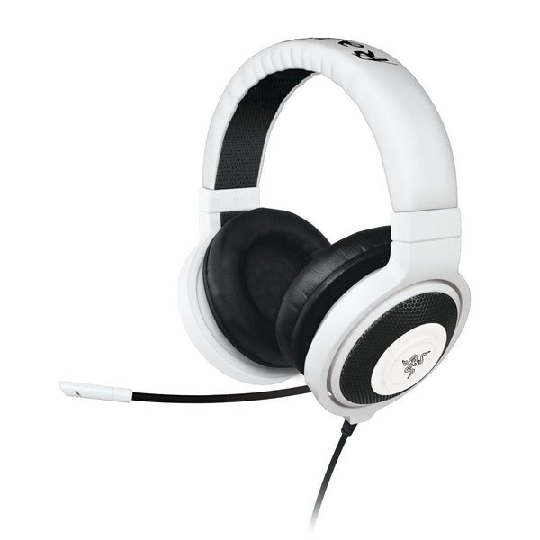Razer Kraken Pro Gaming Headset (White/Green)