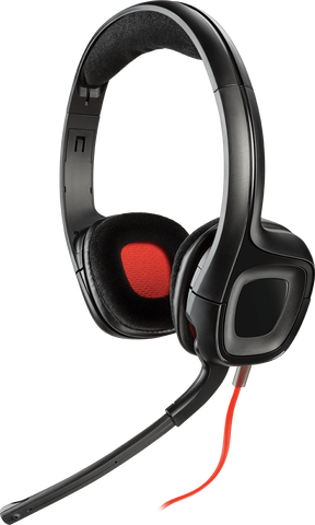 Plantronics GAMEON 318 Analog Gaming Headset with Mic designed for FPS