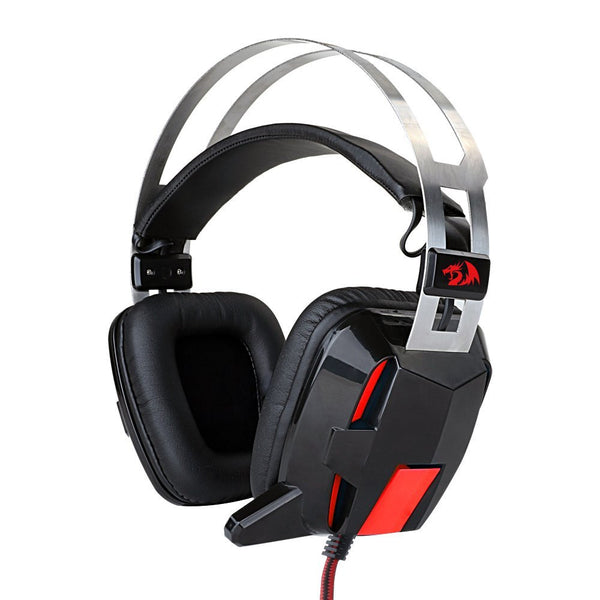 Redragon Lagos Stereo Gaming Headset with Mic and Vibration Mode