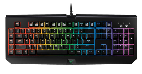Razer Blackwidow Chroma Green Switch Mechanical Keyboard