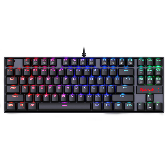 Redragon K552A KUMARA RGB Backlit Mechanical Keyboard (Blue Switch)