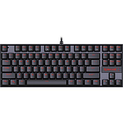 Redragon K552 KUMARA LED Backlit Mechanical Keyboard (Blue Switch)