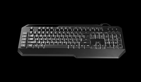 CM Storm Suppressor Gaming Keyboard