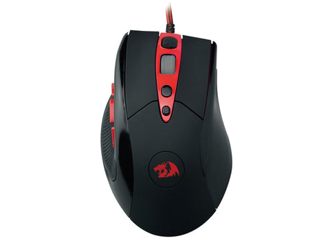 Redragon Titan 24000 DPI High-Precision Programmable Laser Gaming Mouse