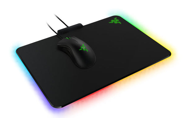 Razer Firefly Chroma Hard Surface Gaming Mouse Mat