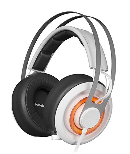 SteelSeries Siberia Elite PRISM White headset