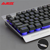 Ajazz AK27 Wired Membrane RGB Gaming Keyboard Full Keys Anti-Ghosting - Novero Gaming Store