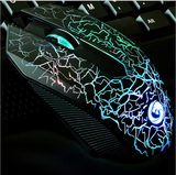 Thunderano 7 Color Backlit Gaming Mouse - Novero Gaming Store