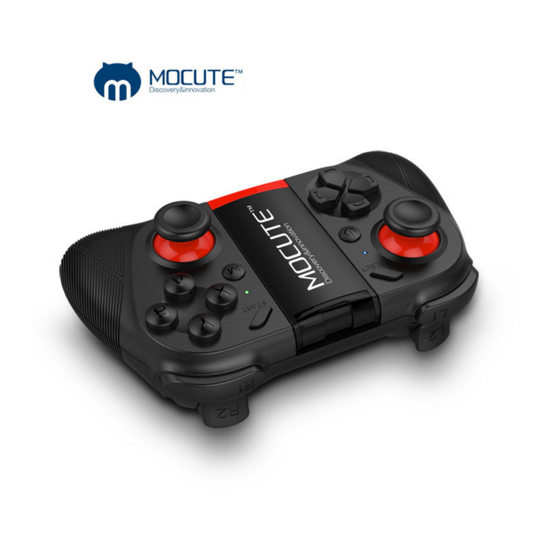 Mocute 4th Gen Bluetooth Controller for Android and Apple Smartphones - 2016 Version