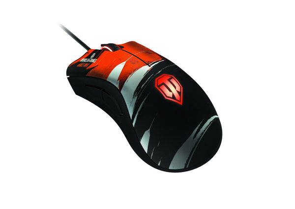 Razer DeathAdder World of Tanks Edition 6400 DPI Gaming Mouse