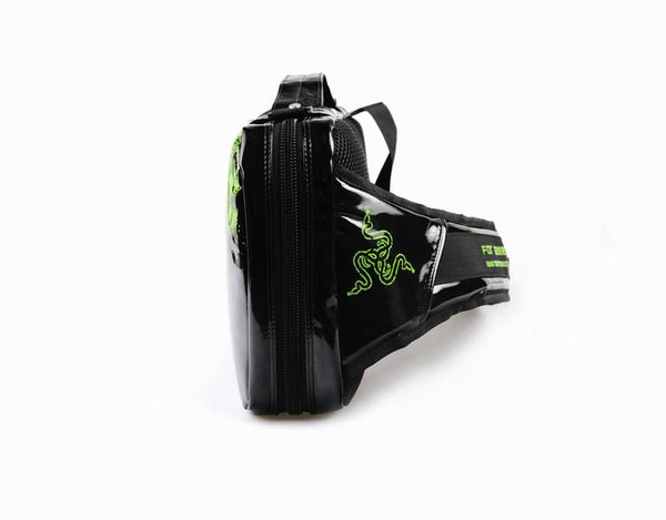 Razer One-Strap Gaming Keyboard Bag PU leather