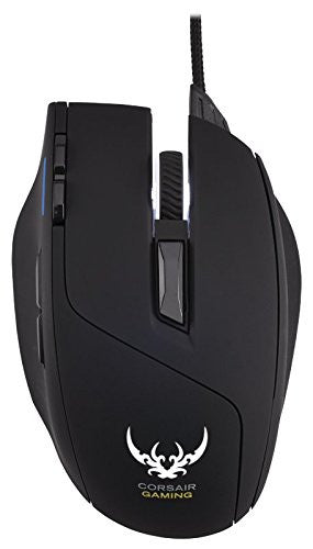 Corsair Sabre Laser RGB,8200 DPI  , Black Gaming Mice CH-9000090-AP