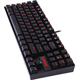 Redragon K552 KUMARA LED Backlit Mechanical Keyboard (Blue Switch) - Novero Gaming Store