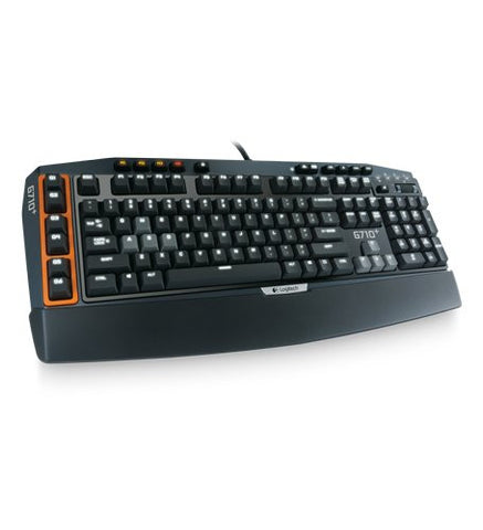 Logitech Mechanical Gaming Keyboard G710+