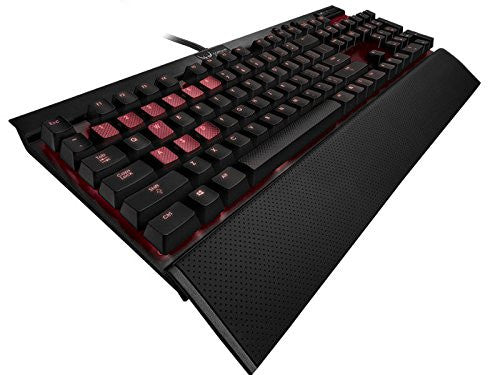 Corsair K70 -Cherry Red + Red LED Mechanical Keyboard CH-9000011 / 69-UK