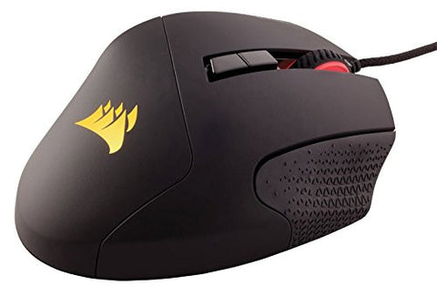 Corsair CGM Scimitar RGB, 12000 DPI, Black Gaming Mice CH-9000091-AP