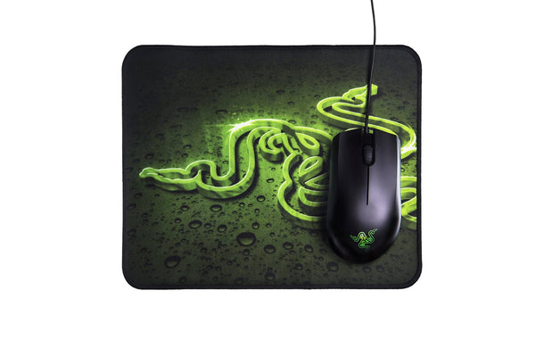 Razer Abyssus 1800dpi Combo with Razer Mouse Mat (3 button 1800dpi 3.5G infrared)