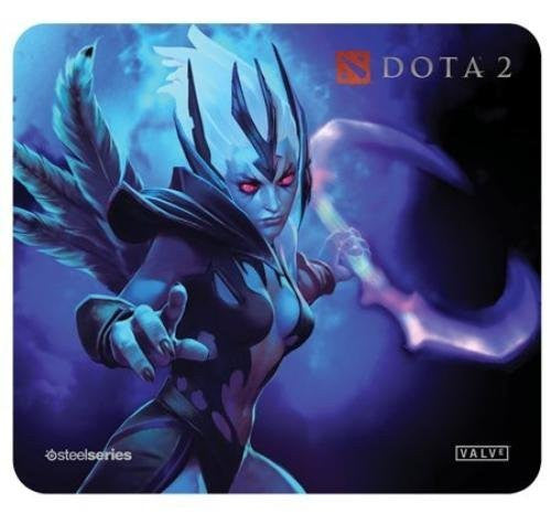 SteelSeries Qck+ Dota2 Vengeful Spirit