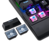 Redragon K557 KALA RGB LED Backlit Mechanical Keyboard (Blue Switch) - Novero Gaming Store