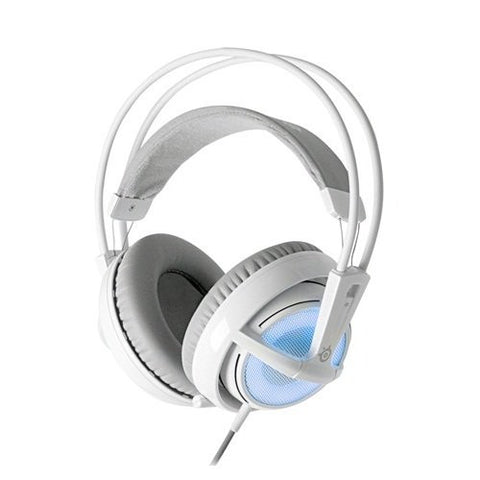 SteelSeries Siberia v2 Illuminated Frost Blue Edition