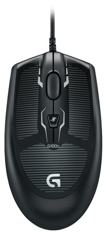 Logitech Gaming Mouse G100s - AP