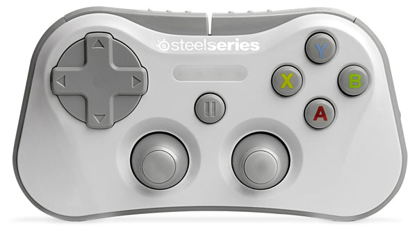 SteelSeries Stratus Wireless Gaming Controller (White) for iOSr 7