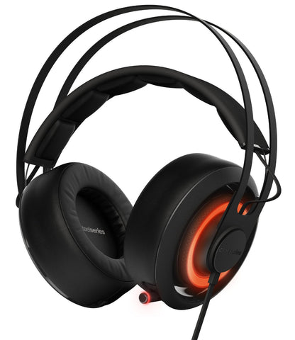 SteelSeries Siberia 650 Gaming Headset - Black (formerly Siberia Elite Prism)