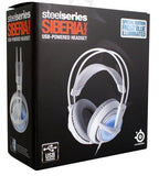 SteelSeries Siberia v2 Illuminated Frost Blue Edition - Novero Gaming Store