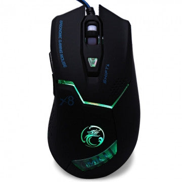 Imice X8 6-Button 3000 DPI LED GAMING MOUSE