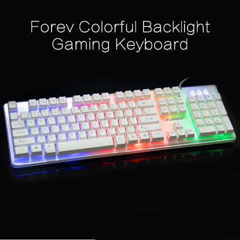 Forev Chroma Gaming keyboard