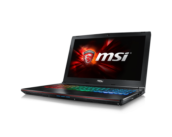 MSI GE62 6QD APACHE PRO GAMING LAPTOP