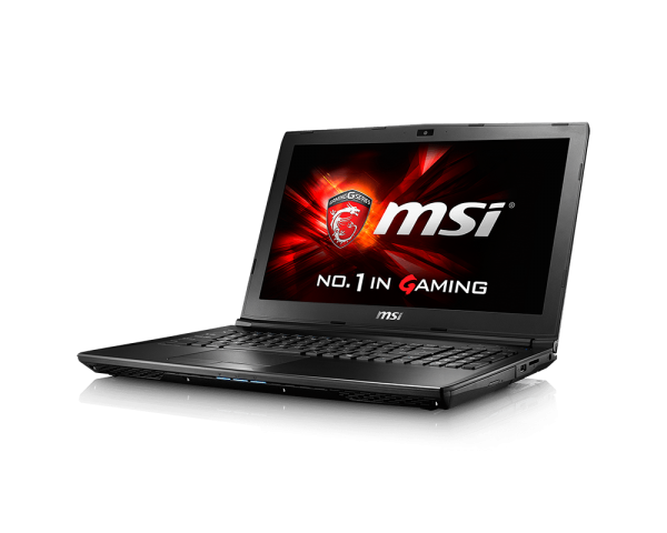 MSI GL62 6QE-1256MY APACHE GAMING LAPTOP