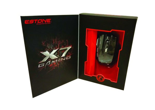 ESTONE X7 7-Button LED GAMING MOUSE