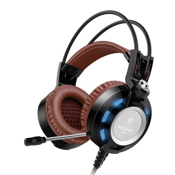 Nubwo K6 Gaming Headset with Mic
