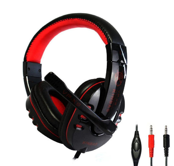 Kinbas VP-X9 Gaming Headset with Mic