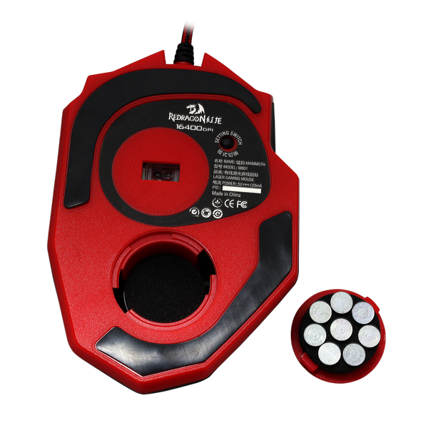Redragon Mammoth Laser Gaming Mouse