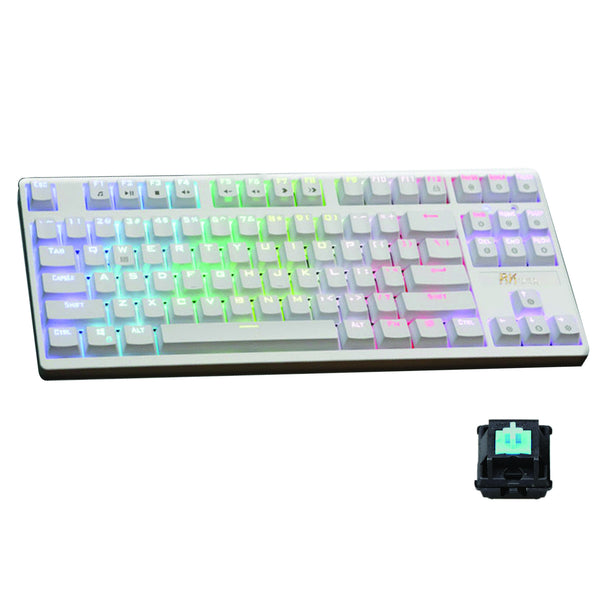 Royal Kludge RG-987 87 Keys RGB Mechanical Keyboard