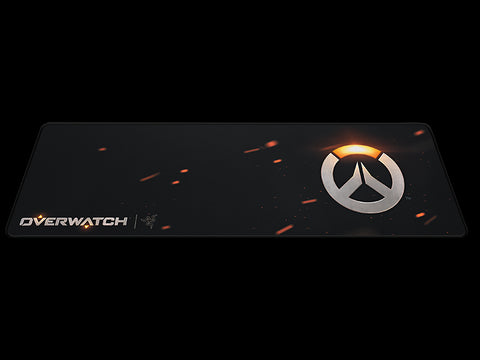 Razer Overwatch Goliathus Extended SPEED Soft Gaming Mouse Mat - Mouse Pad of Professional Gamers