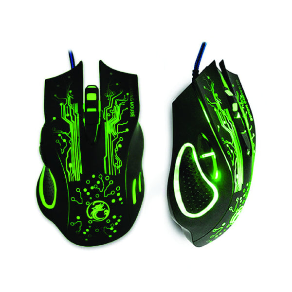 Imice X9 6-Button LED GAMING MOUSE