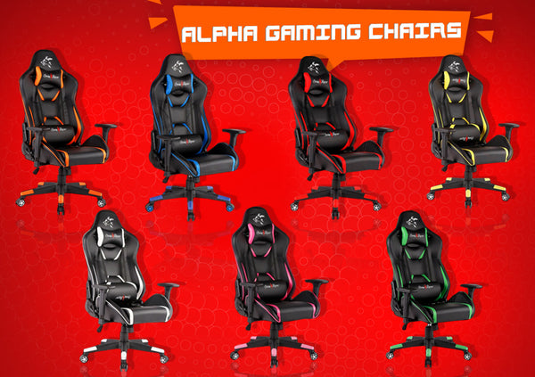 Alpha Gaming Chair